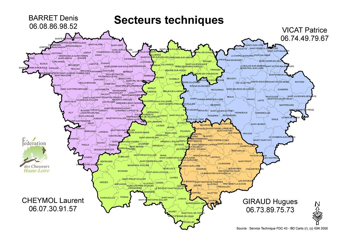 FDC43-Secteurs techniques