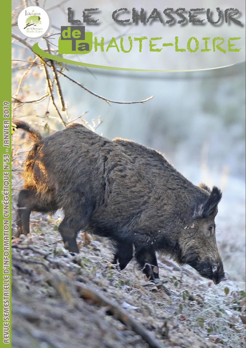 Couv chasseur Haute-Loire n°53
